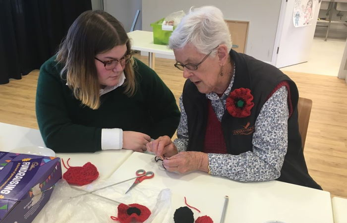 Knitting and Craft