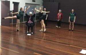 Dancing with Warriors